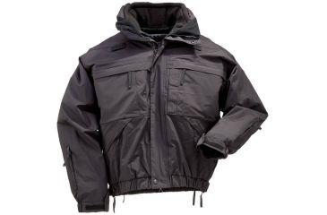 5.11 Tactical 5-in-1 Jacket 48017 Black Jacket