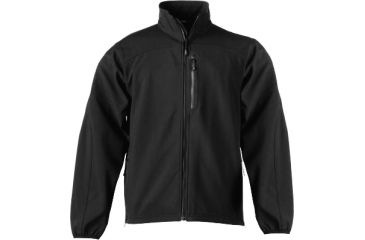 5.11 Paragon Softshell Jacket, Black, Size XL 48134-019-XL