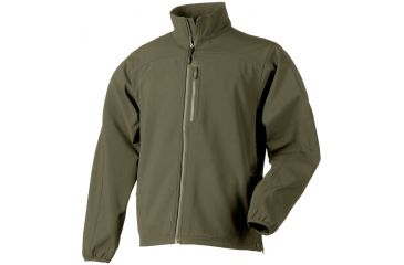 5.11 Paragon Softshell Jacket, Moss, Size 4XL 48134-191-4XL