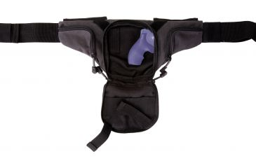 5.11 Select Carry Pistol Pouch Charcoal