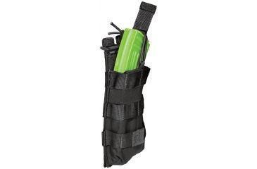 5.11 Tactical AK Bungee w/Cover, Single - Black 56158-019-1 SZ