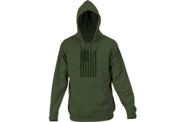5.11 Tactical Men's Tonal Stars and Stripes Hoodie, Fatigue, M 42182AC-200-M