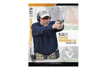 5.11 Tactical Pistol Training 1.5 Video 58880-999-1 SZ