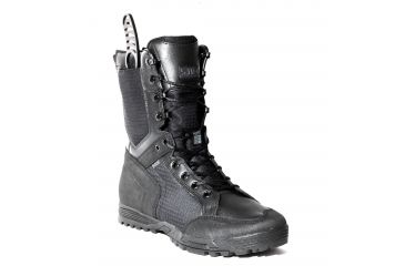 5.11 Tactical Recon Urban 2.0 Boots, Black, Width R, Size 15 11010-019-15-R