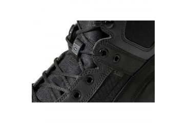 5.11 Tactical Recon Urban 2.0 Boots, Black, Width R, Size 6 11010-019-6-R