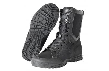5.11 Tactical Recon Urban 2.0 Boots, Black, Width R, Size 9.5 11010-019-9.5-R
