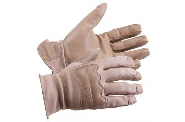 5.11 Tactical Tac NFO2 Nomex Gloves, Coyote Brown, Small