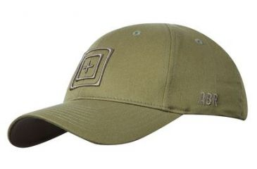 5.11 Tactical Zero Dark Hundred Hat, Kelp, L/XL 89372-185-L/XL