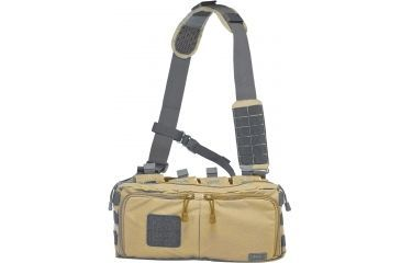 5.11 Tactical 4 Banger AR Magazine Pouch - Sandstone 56181-328-1 SZ