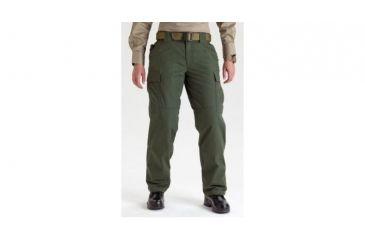5.11 Tactical 64359 TDU Women's Ripstop Pants, Size 2 Long