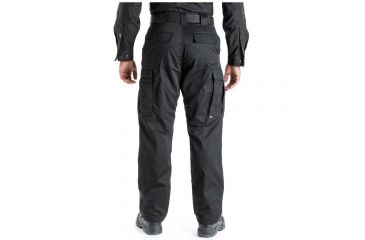 5.11 Tactical 74004 TDU Poly/Cotton Twill Pants, Black, 3XL, Regular