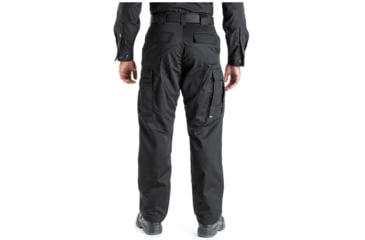 5.11 Tactical 74004 TDU Poly/Cotton Twill Pants, Black, Extra Large, Short