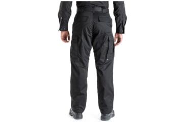 5.11 Tactical 74004 TDU Poly/Cotton Twill Pants, Black, Medium, Regular