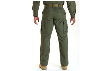 5.11 Tactical 74004 TDU Poly/Cotton Twill Pants, TDU Green, 2XL, Long