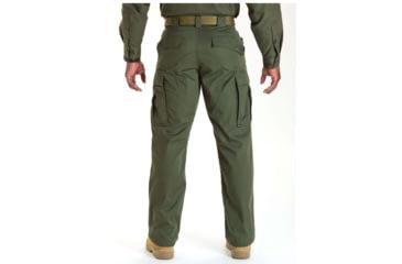 5.11 Tactical 74004 TDU Poly/Cotton Twill Pants, TDU Green, Large, Long