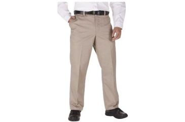 5 11 Tactical 74332 Covert Casual 2 0 Pants Khaki Size 40x32in