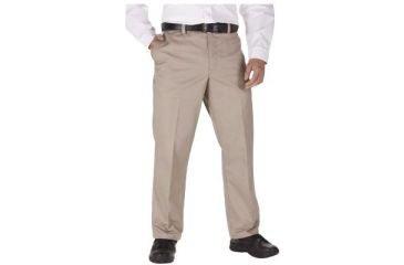 5 11 Tactical 74332 Covert Casual 2 0 Pants Khaki Size 42x32in