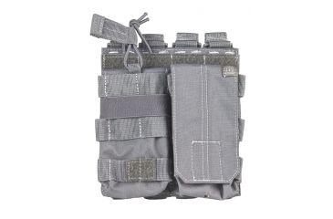 5.11 Tactical Ar Bungee W Cover Dbl, Storm, 1 SZ 56157-092-1 SZ