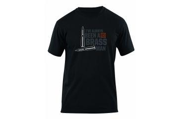 5.11 Tactical Brass Man Logo T Shirt - Black - XL 41006AV-019-XL