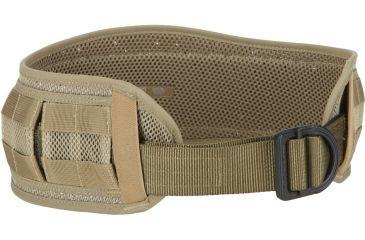 5.11 Tactical Brokos VTAC Belt - Sandstone - Waist Size S-M 58642-328-S-M