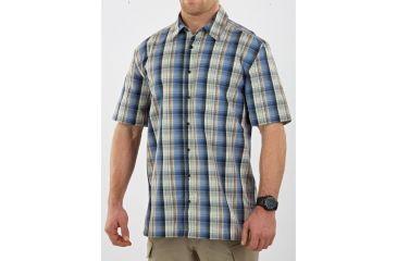 5.11 Tactical Covert Shirt Classic Short Sleeve - Desert - S 71198-732-S