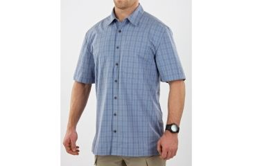 5.11 Tactical Covert Shirt Classic Short Sleeve - Ether - S 71198-673-S