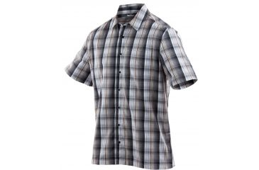 5.11 Tactical Covert Shirt Classic Short Sleeve - Frost - S 71198-003-S
