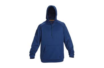 5.11 Tactical Diablo Hooded Sweatshirt, Cobalt Blue, XX-Large 72388-701-XXL