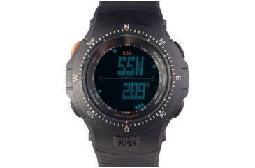5.11 Tactical Field Ops Waterproof Uni-Directional Bezel Watch, Black 59245-019