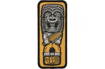 Details about  /5.11 TACTICAL HAWAII TIKI TOTEM POLE PROMO PATCH SWAT LOGO PATCH PVC NEW RARE