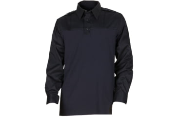 5.11 Tactical Ls PDU Rapid Shirt - Midnight Navy, Length S, Size M 72197-750-M-S