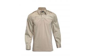 5.11 Tactical LS PDU Rapid Shirt, Silver Tan, Length T, Size XL 72197-160-XL-T
