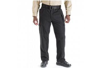 5.11 Tactical Men's Tactical Cotton Pants, Big & Tall - Black, Size 54