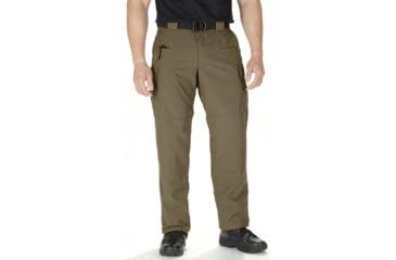 5.11 Tactical Mens Stryke Pant w/ Flex-Tac, Tundra - 28-30 74369-192-28-30