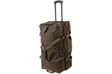 5 11 Tactical Mission Ready Rolling Duffel Case Brown 56005 108