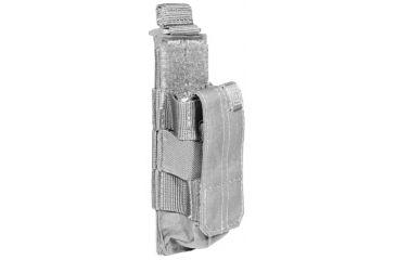 5.11 Tactical Pistol Bungee Cover, Storm, 1 SZ 56154-092-1 SZ