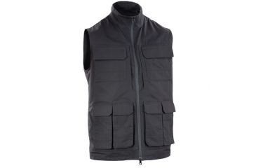 5.11 Tactical Range Vest, Black, Size  XXL 80017-019-XXL