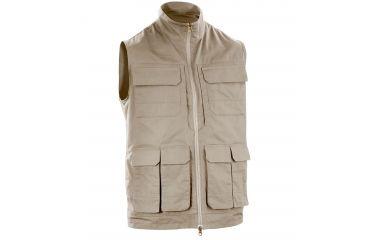 5.11 Tactical Range Vest- TDU Khaki, XXL 80017-162-XXL