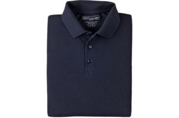 5.11 Tactical Short Sleeve Utility Polo Shirt - Dark Navy, Size  L 41180T-724-L