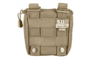 5.11 Tactical Shotgun Ammo Pouch, VTAC, Sandstone 56119-328-1 SZ