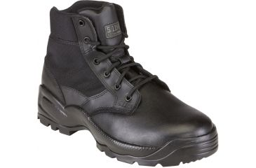 5.11 Tactical Speed 2.0 5in. Boot - Black, Width R, Size 4 12224-019-4-R