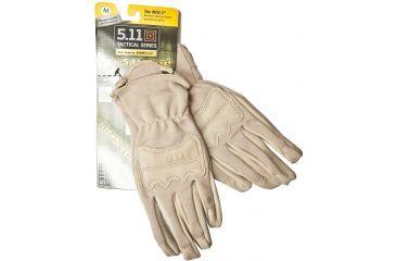 5.11 Tactical Tac NFO2 Nomex Gloves, Coyote Brown, Medium