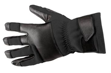 5.11 Tactical Tac NFOE2 Tactical GSA Gloves - Black,  Size S 59361-019-S