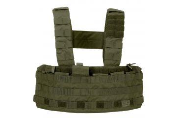 5.11 Tactical Tac Tec Chest Rig- Tactical OD 56061-188-1 SZ