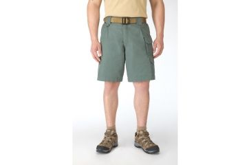 5.11 Tactical Tactical Nylon Shorts - OD Green - 30 73286-182-30