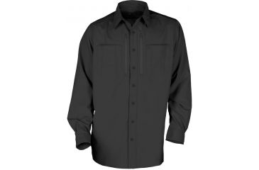 5.11 Tactical Traverse Shirt - Black, Size  XL 72390-019-XL