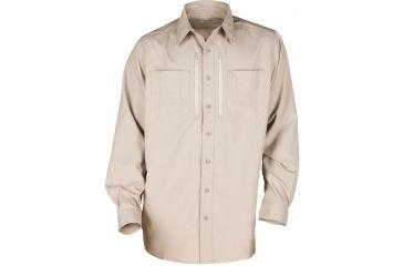 5.11 Tactical Traverse Shirt - Khaki, Size  M 72390-055-M