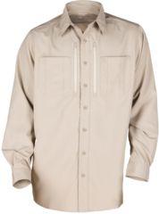 5.11 Tactical Traverse Shirt - Khaki, Size  XL 72390-055-XL