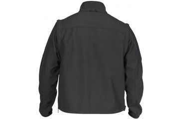 5.11 Tactical Valiant Softshell Jacket - Black - L 48167-019-L