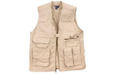 5.11 Tactical Vest 80001, Khaki, Medium